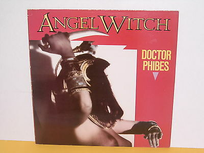 Lp - Angel Witch - Doctor Phibes