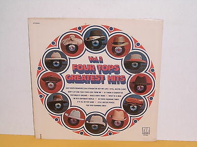 Lp - Four Tops - Greatest Hits Vol. 2