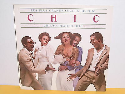 Lp - Chic - Greatest Hits