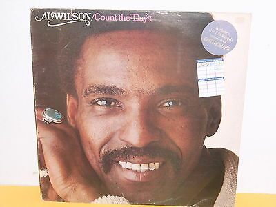 Lp - Al Wilson - Count The Days