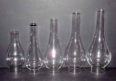 Glaszylinder Wiener Zylinder Petroleumlampe 11´´´   50mm