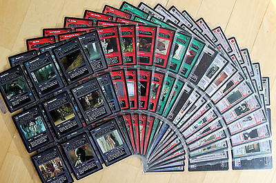 STAR WARS • Decipher CCG Premiere Limited Collection 1995 • Komplett 324 Karten