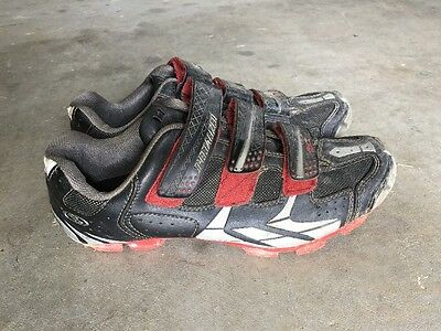 SPECIALIZED MTB Carbon Sole Shoes with SHIMANO SPD cleats