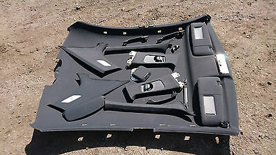 Bmw E46 3 Series Saloon Black M Sport Headlining Kit, Complete For Non Sunroof