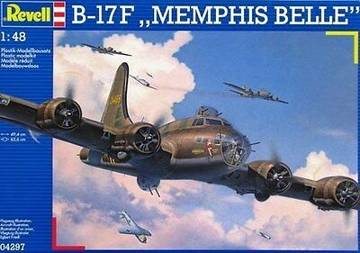 Revell: 1/48 Memphis Bell B-17f - Model Kit