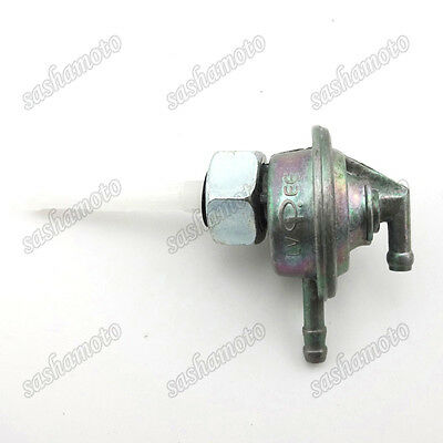 Gas Fuel Tap Valve Petcock For Chinese GY6 Scooters Moped ATV Roketa Znen Jonway