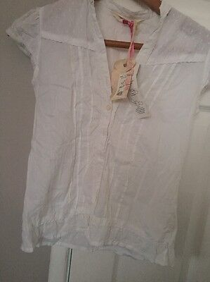 Girls New Look Blouse Age 12-13 BNWT