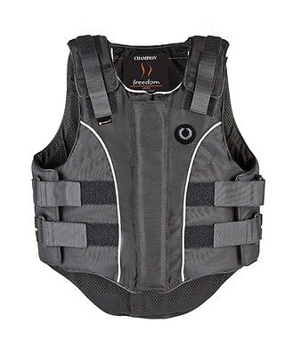 champion ladies Freedom body protector size extra large regular back