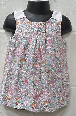 Baby Girls Pretty Floral Summer Top UK Age 12-18 months from NEXT