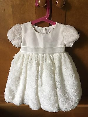 Baby Girls Christening Dress and Accessories