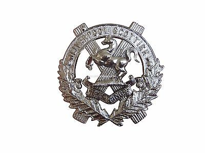 The Kings Liverpool and Scottish Regiment Cap Badge – New - Limited Stock -
