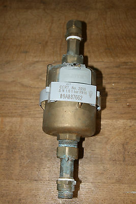 Elster In Line Water Meter In Lightly Used Good Condition (Domestic)
