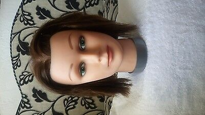 Hairdressing Training Mannequin Head
