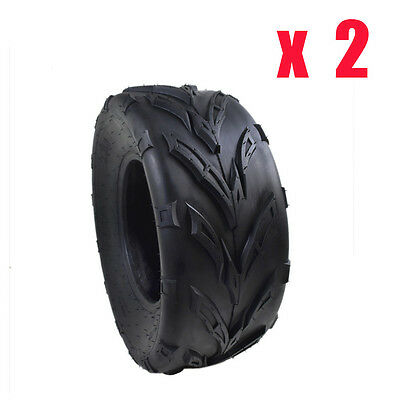 "2PCS  4PR 22x10-10 10"" 10 inch Rear Tyre Tire for ATV Mower Dune Buggy 150 200cc"