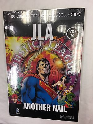 Dc Comics Graphic Novel Collection Marvel Vol Issue 49 Jla Anothe Nail #1-3 #34