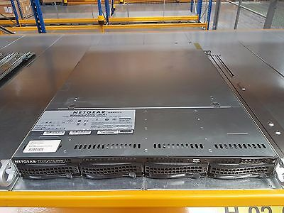 NETGEAR ReadyNAS 3100 Network Storage NAS System 12TB - 1U rack mount 4 bay