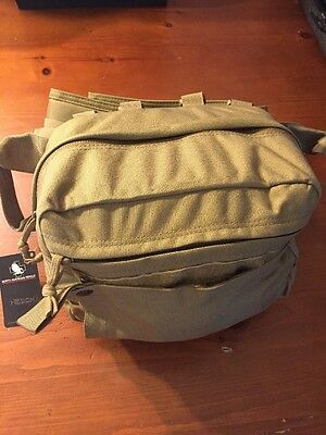 New With Tags NAR NORTH AMERICAN RESCUE COMBAT TRAUMA BAG LOADED COMPLETE