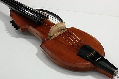 ARIA SWB-03 Left-Handed Antique Violin Color Electric Upright base Contrabass