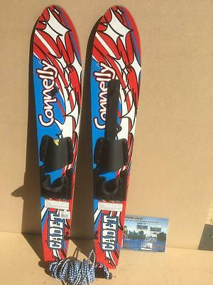 "Connelly ""Cadet"" training Water Skis 45"" 116cm - Child"