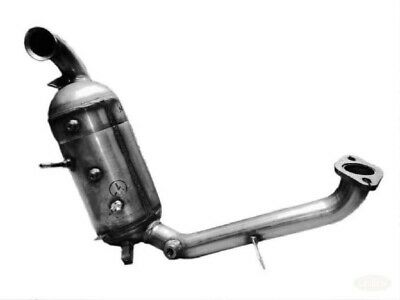 Roetfilter DPF Ford Focus / Mazda 3 / Volvo V50 1.6 TDCi 8M51-5H270-AA