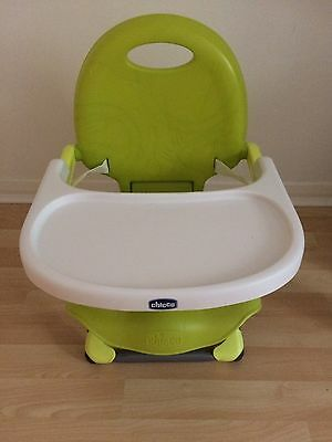 Chicco Portable High chair/Booster Seat