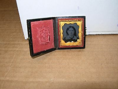 "Vintage Picture Frame Box 2"" X 1 3/4"""