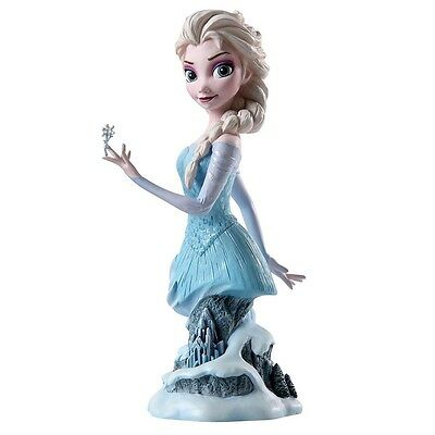 Disney Showcase | Grand Jester | Elsa Bust | Frozen Figurine | NEW |