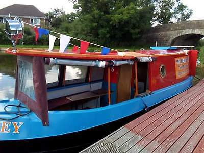 Narrowboat Day hire on the Lancaster canal