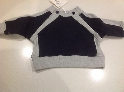 Bebe Wincheater Baby Boy Size 000 Brand New With Tags