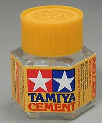 TAMIYA 87012 Cement Glue 20ml for Plastic Model from Japan