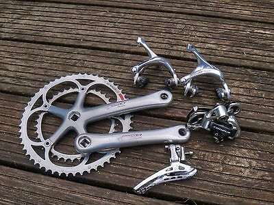 Campagnolo Chorus 10 s group Alloy Carbon
