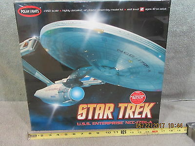 "Star Trek USS Enterprise NCC-1701-A 1/350 Polar Lights , 32 "" AZTECING DECAL KIT"