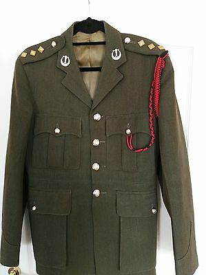 irish defence forces (obsolete) jacket