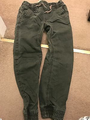 2 Pairs Boys NEXT and H&M Trousers/Jean Age 5-6