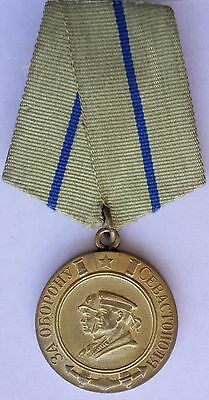 Medal For the Defence of Sevastopol