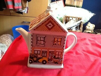 Ringtons Wade Collectable Novelty Teapot