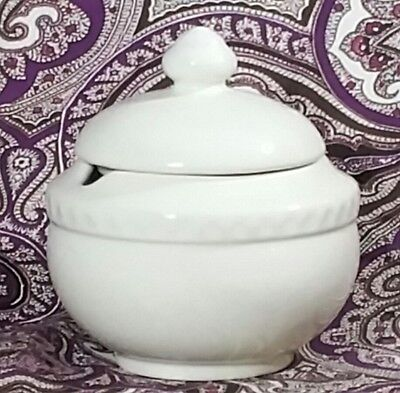 Gail Pittman Hospitality Sugar Bowl in Ivory