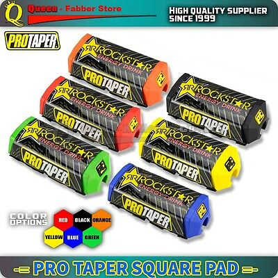 Paracolpi Pro Taper Rockstar manubrio fat bar 28 mm professionale motocross