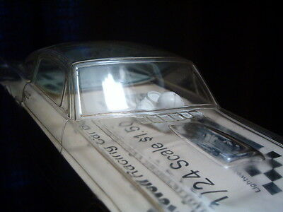 1/24Th Revell Riverside Ford Mustang Gt350 N.o.s. Driver Insert & Decals Nice!