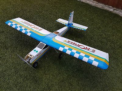 Seagull E - Pioneer  complete with Servos, ESC, Motor and Accessories