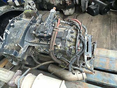 Man Tgl 7.150 Gearbox 5 Speed Zfs5-42 Good Used With Guarantee £400 + Vat