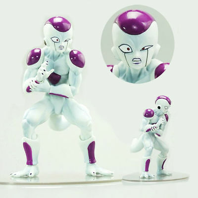 Collections Anime DBZ Figure Toy Dragon Ball Z Frieza Figurine Statues 12cm