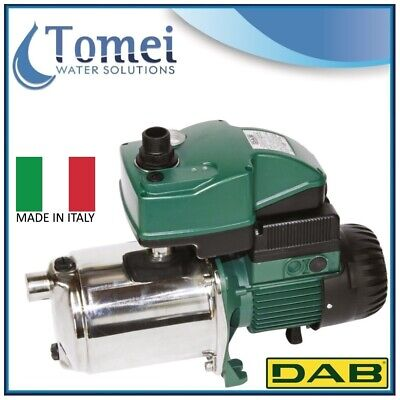 Automatic On/Off Pressurisation System Electro Water Pump ACTIVE EI40/50 ,8 DAB