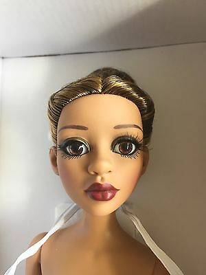 Angelique Windy Evenings ~ nude DOLL ONLY ~ Tonner Evangeline Ghastly ~gold hair