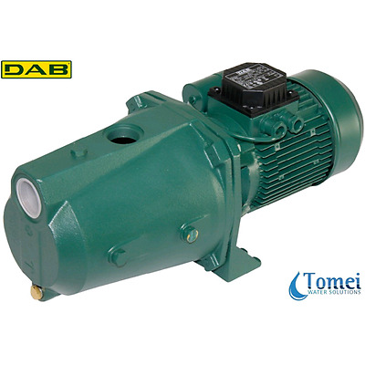 Self-Priming Electro Water Pump in Cast-Iron JET 200 T IE3 1,5KW 2HP 400V DAB