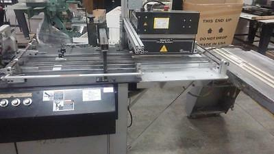 Kirk Rudy Model 215V with Scitex Printer, Research Dryer & 12 FT Conveyor