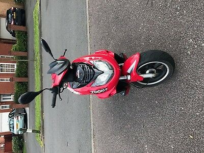 2011 Lexmoto Zoom 2 Scooter 125 cc
