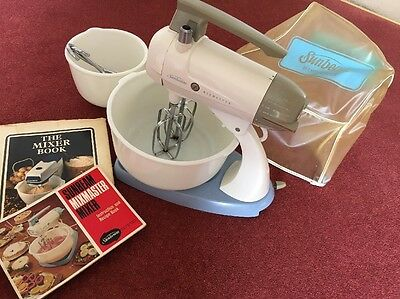 Sunbeam Vintage 'Mixmaster' Mixer-collect From Southport