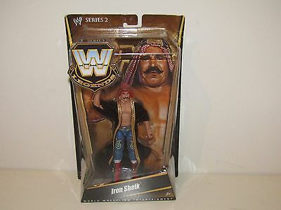 2010 Mattel WWF WWE Wrestling Legends Action Figure - Series 2 IRON SHEIK