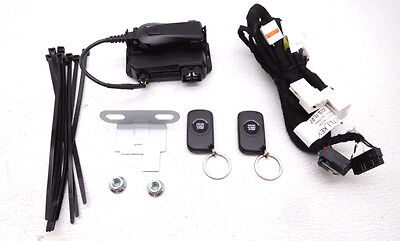 New OEM Hyundai Tucson Complete Remote Start Kit NON-SMART W/ Fobs D3F57-AC600